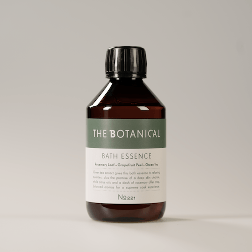 The Botanical - Bath Eccence - The natural bath oil.