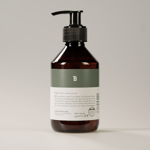 The Botanical - Body Cleanser - The natural Body Cleanse
