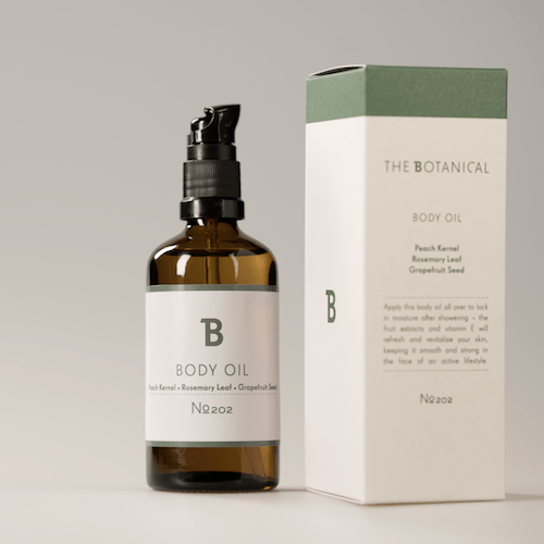 The Botanical - Body Oil - The Natural Body Oil