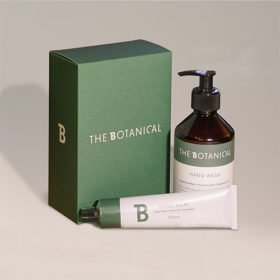 The Botanical - Hand Set - Hand Balm and Hand Wash in a Set